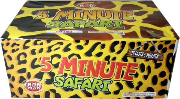 5 Minute Safari