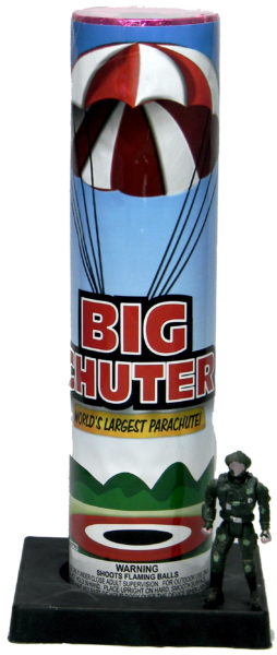 "Big Chuter by ""Hot Shot"""