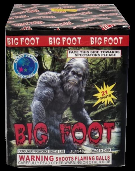 Big Foot – 21 Shot