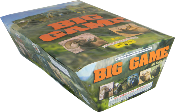 "Big Game -168 Shot by ""Hot Shot"""