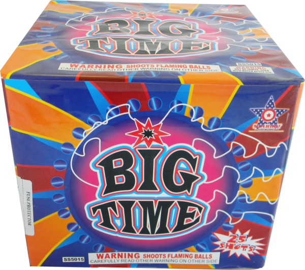 Big Time – 25 Shot