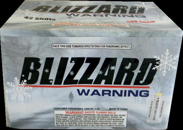 "Blizzard Warning – 42 Shot by ""Hot Shot"""