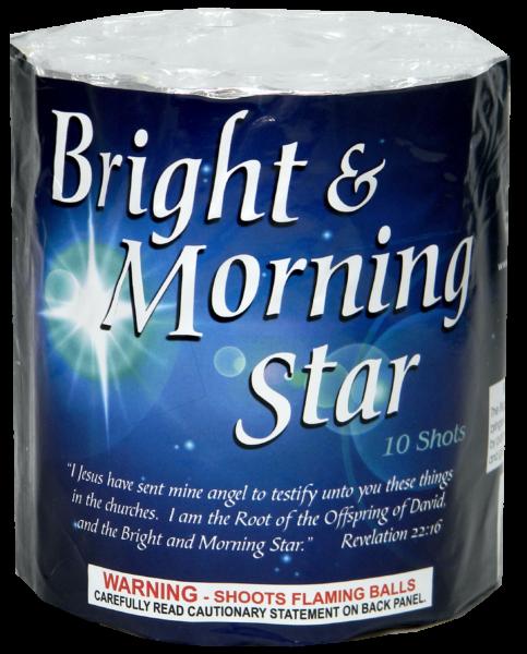 "Bright & Morning Star – 10 Shot by ""Hot Shot"""