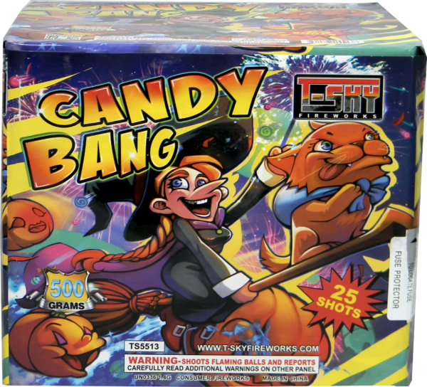Candy Bang – 25 Shot