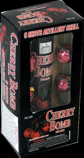 Cherry Bomb – 6 Shot