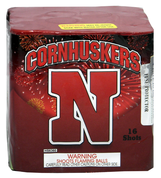 "Cornhuskers – 16 Shot by ""Hot Shot"""