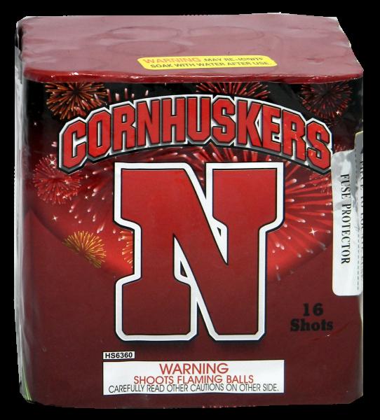 "Cornhuskers – 16 Shot by ""Hot Shot"""