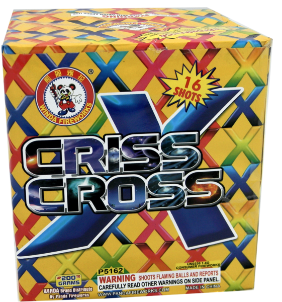 Criss Cross – 16 Shot