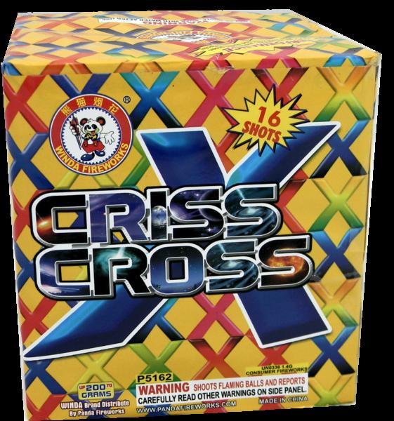 Criss Cross – 16 Shot