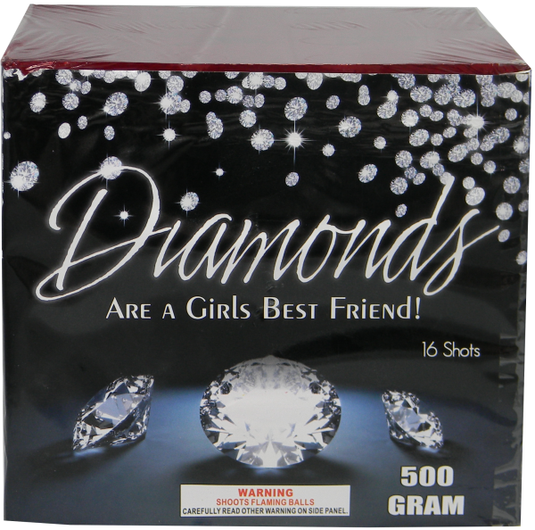 "Diamonds Are a Girls Best Friend – 16 Shot by ""Hot Shot"""