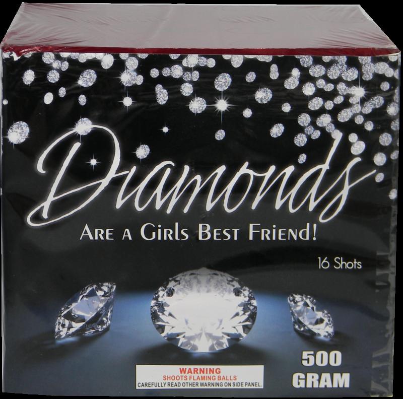 """Diamonds Are a Girls Best Friend – 16 Shot by """"Hot Shot"""""""