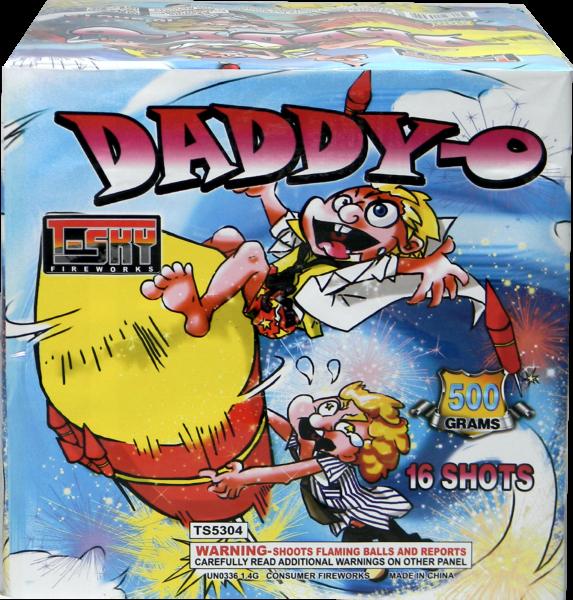 Daddy-O – 16 Shot
