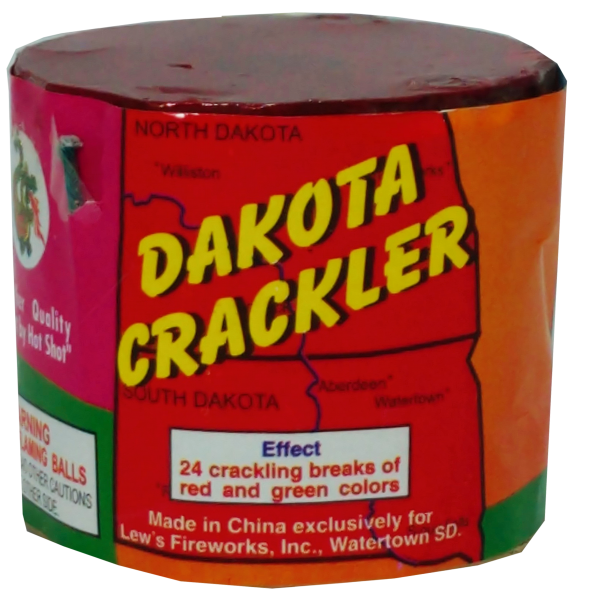 "Dakota Crackler – 24 Shot by ""Hot Shot"""