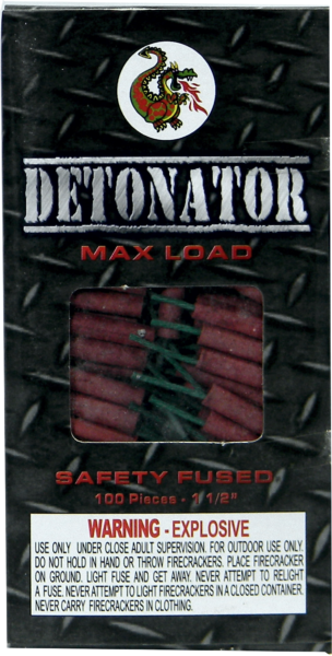 "The Detonator by ""Hot Shot"""