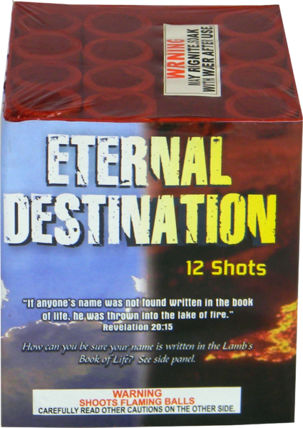 "Eternal Destination – 12 Shot by ""Hot Shot"""