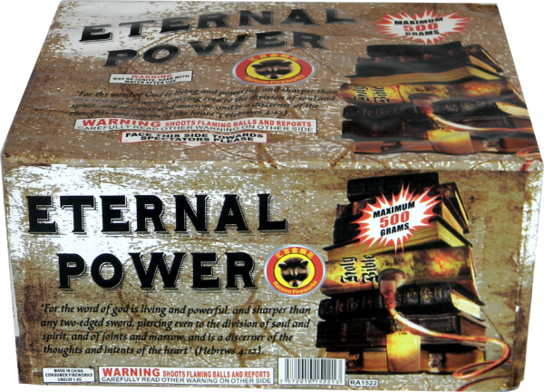Eternal Power – 47 Shot