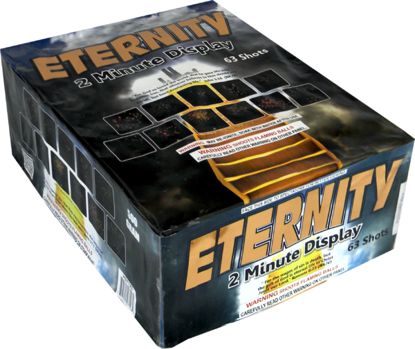 "Eternity 2 Minute by ""Hot Shot"""