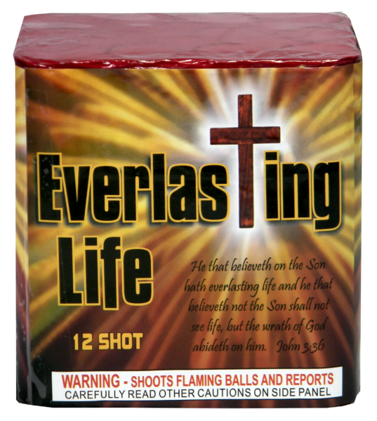 "Everlasting Life -12 Shot by ""Hot Shot"""