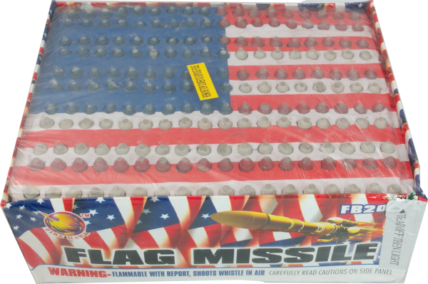 Flag Missile – 200 Shot