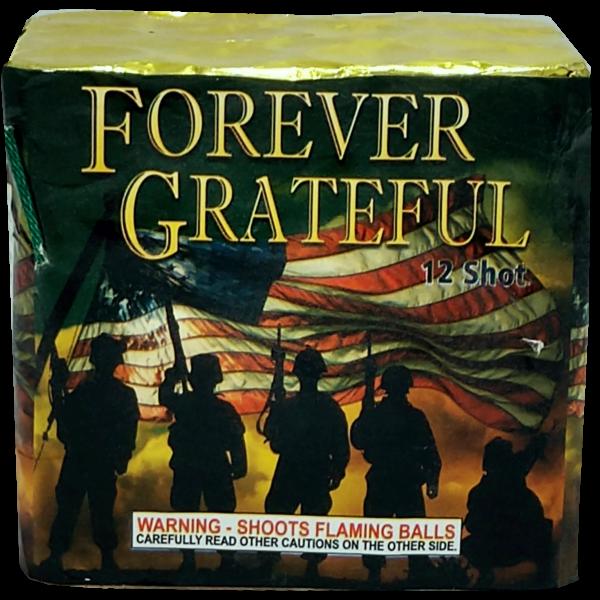 """Forever Grateful – 12 Shot by """"Hot Shot"""""""