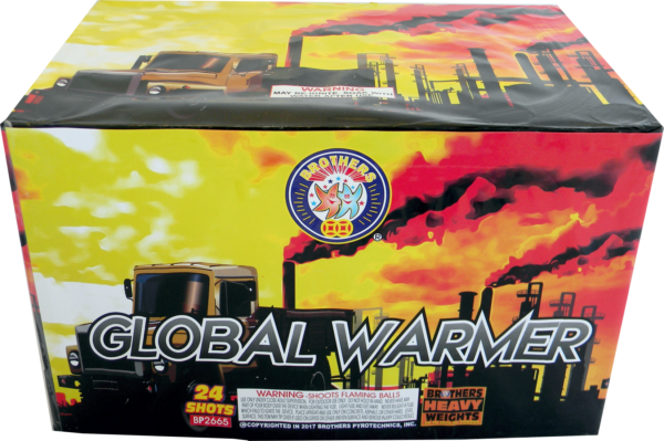 Global Warmer – 24 Shot