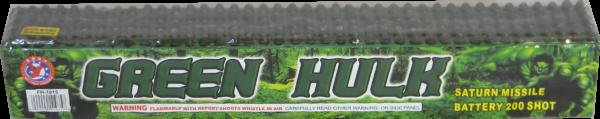 Green Hulk – 200 Shot