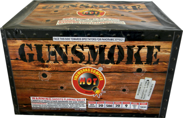 Gunsmoke – 20 Shot