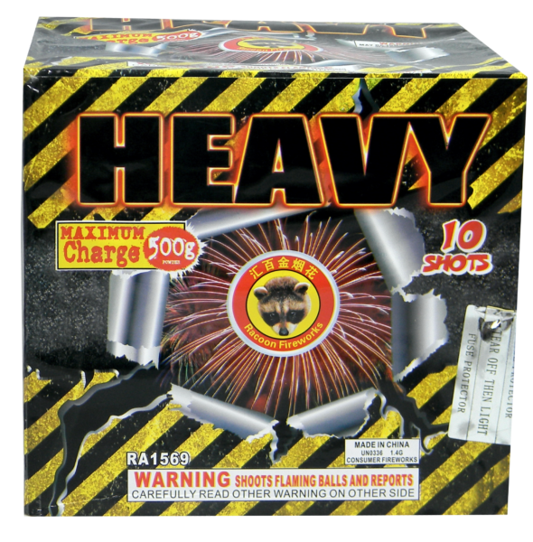 Heavy – 10 Shot