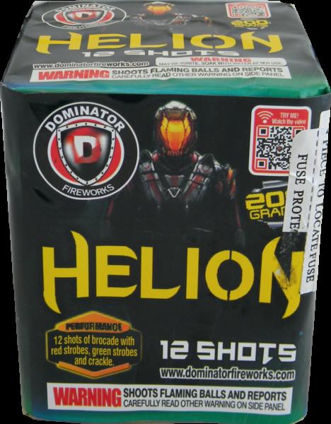 Helion – 12 Shot