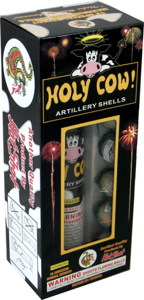 "Holy Cow Artillery by ""Hot Shot"""