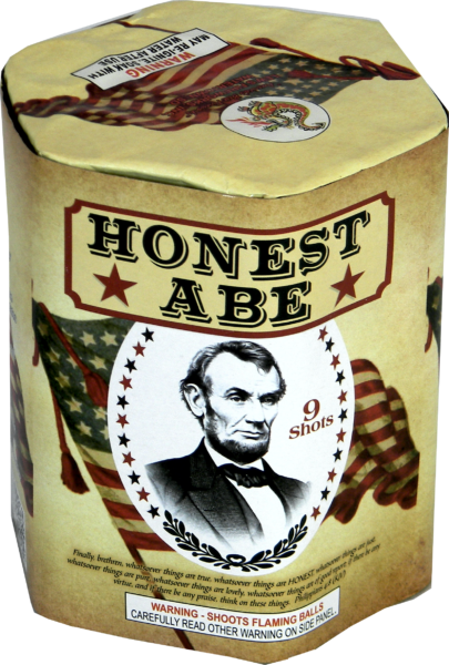 "Honest Abe – 9 Shot by ""Hot Shot"""
