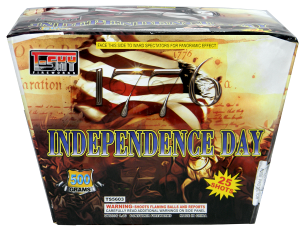 Independence Day – 25 Shot