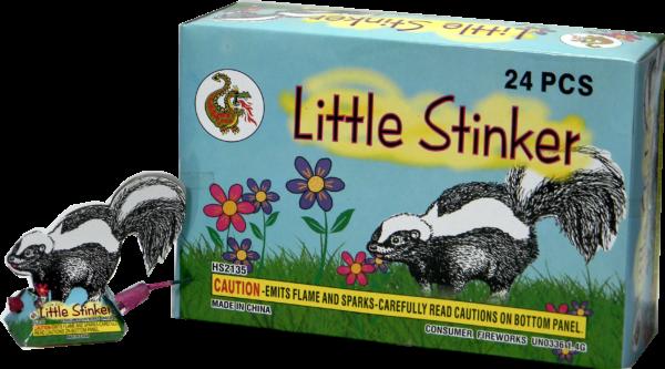 "Little Stinker by ""Hot Shot"""