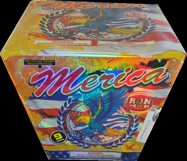 Merica – 9 Shot