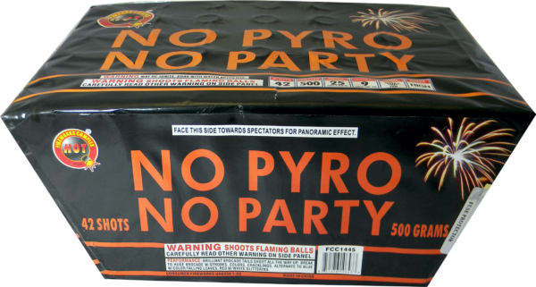 No Pyro No Party – 42 Shot