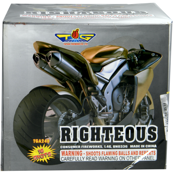 Righteous – 16 Shot