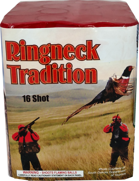 "Ringneck Tradition – 16 Shot by ""Hot Shot"""
