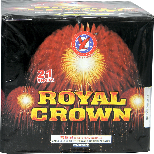 Royal Crown – 21 Shot