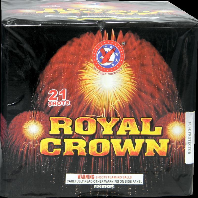 Royal Crown – 21 Shot