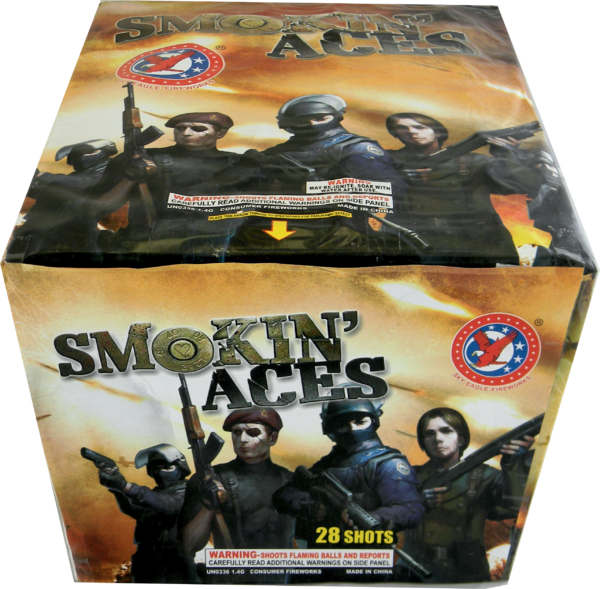 Smokin' Aces – 28 Shot