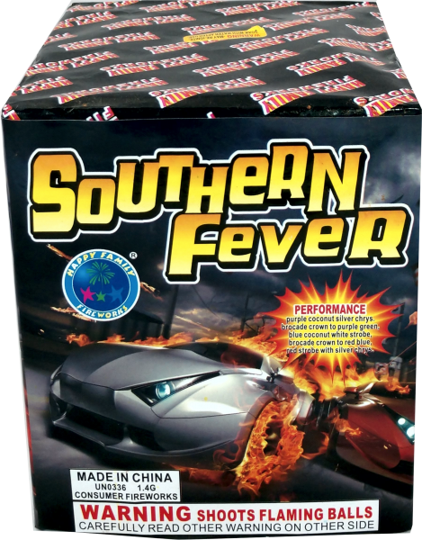 Southern Fever- 21 Shot
