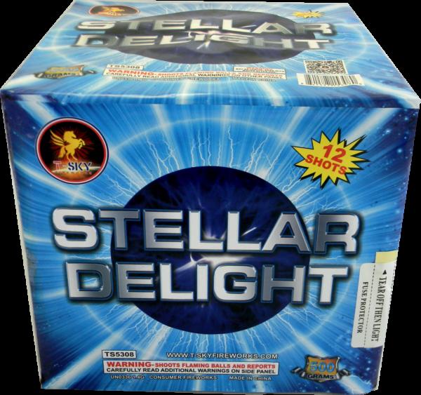 Stellar Delight – 12 Shot