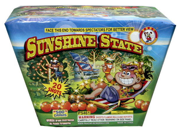Sunshine State – 20 Shot