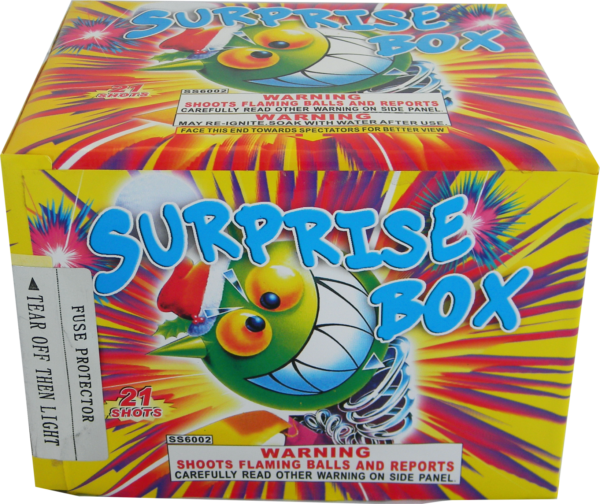 Surprise Box – 21 Shot