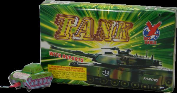 Tank w/ Report