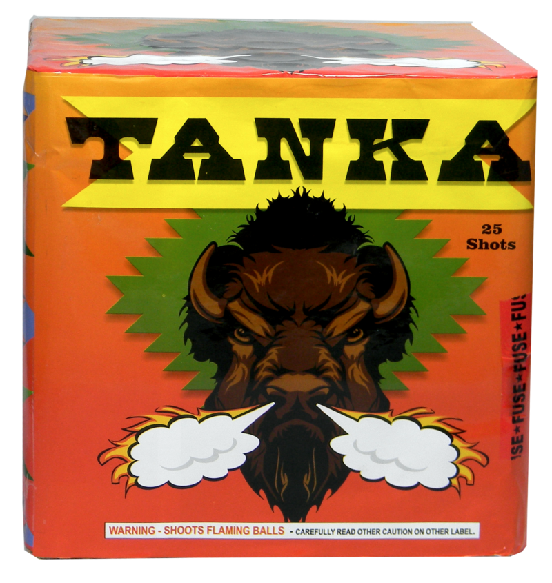 "Tanka – 25 Shot by ""Hot Shot"""
