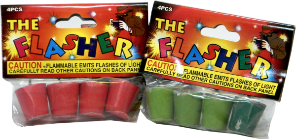 "The Flasher by ""Hot Shot"""
