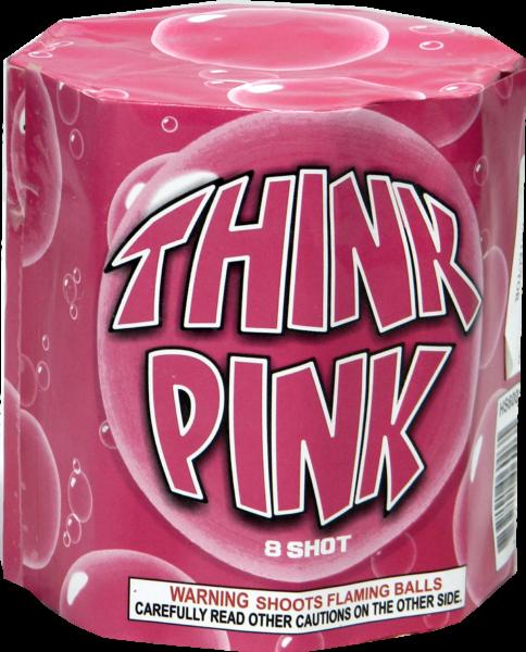 """Vivid Color – Think Pink – 8 Shot by """"Hot Shot"""""""