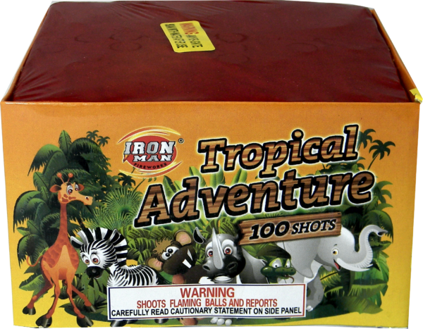 Tropical Adventure – 100 Shot