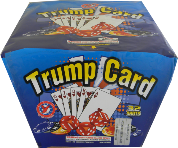 Trump Card – 32 Shot